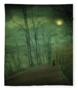Wanderer Fleece Blanket