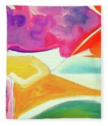 Wandering  I Fleece Blanket