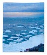 Warming Waters 2 Fleece Blanket