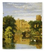Warwick Castle Fleece Blanket