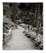 Washington Park Fleece Blanket