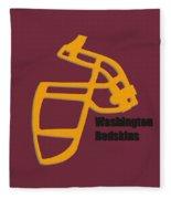Washington Redskins Retro Fleece Blanket