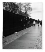 Washington Street Photography 3 Fleece Blanket