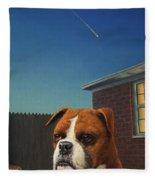 Watchdog Fleece Blanket