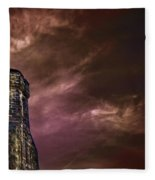 Watchtower Fleece Blanket
