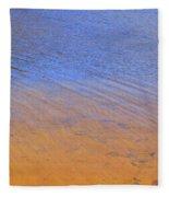 Water Abstract - 2 Fleece Blanket