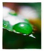 Water Diamonds 7  Fleece Blanket