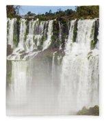 Water Jumps Fleece Blanket