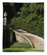 Water Staircase Fleece Blanket