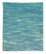 Water Texture Fleece Blanket