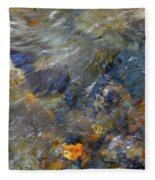 Water Whimsy 174 Fleece Blanket