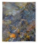 Water Whimsy 176 Fleece Blanket
