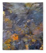 Water Whimsy 177 Fleece Blanket