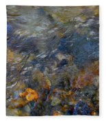 Water Whimsy 178 Fleece Blanket