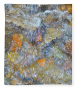 Water Whimsy 179 Fleece Blanket