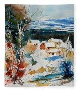 Watercolor  011040 Fleece Blanket