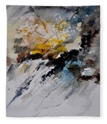Watercolor 011130 Fleece Blanket
