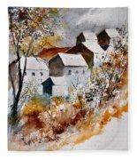 Watercolor 015032 Fleece Blanket