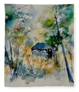 Watercolor 015042 Fleece Blanket