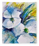 Watercolor 017070 Fleece Blanket