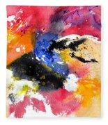 Watercolor 017081 Fleece Blanket