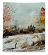 Watercolor 018090 Fleece Blanket