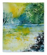Watercolor 051108 Fleece Blanket