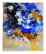 Watercolor 111001 Fleece Blanket
