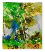 Watercolor 111061 Fleece Blanket
