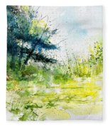 Watercolor 111141 Fleece Blanket
