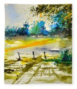 Watercolor 112040 Fleece Blanket
