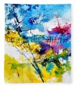 Watercolor 114052 Fleece Blanket