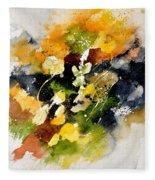 Watercolor 115002 Fleece Blanket