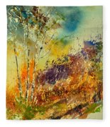 Watercolor 115060 Fleece Blanket
