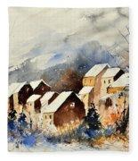 Watercolor 115082 Fleece Blanket