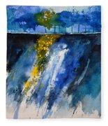 Watercolor 119001 Fleece Blanket