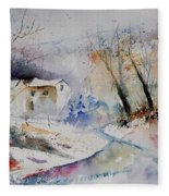 Watercolor 15823 Fleece Blanket
