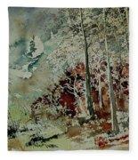 Watercolor 200307 Fleece Blanket