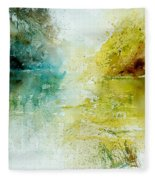Watercolor 24465 Fleece Blanket