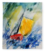 Watercolor 280308 Fleece Blanket