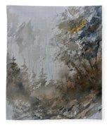 Watercolor 614010 Fleece Blanket