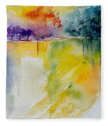 Watercolor 800142 Fleece Blanket