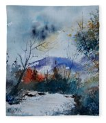Watercolor 802120 Fleece Blanket