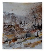 Watercolor 900140 Fleece Blanket