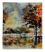 Watercolor 900152 Fleece Blanket