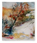 Watercolor 908002 Fleece Blanket