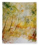 Watercolor  908012 Fleece Blanket