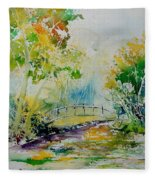 Watercolor  908020 Fleece Blanket