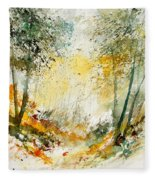 Watercolor  908021 Fleece Blanket