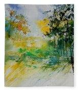 Watercolor  908051 Fleece Blanket